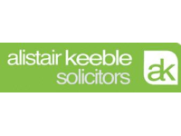 Alistair Keeble Solicitors Logo