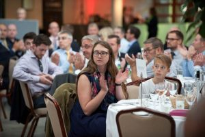 Ipswich Sporting Lunch Club SportsAid September 2016