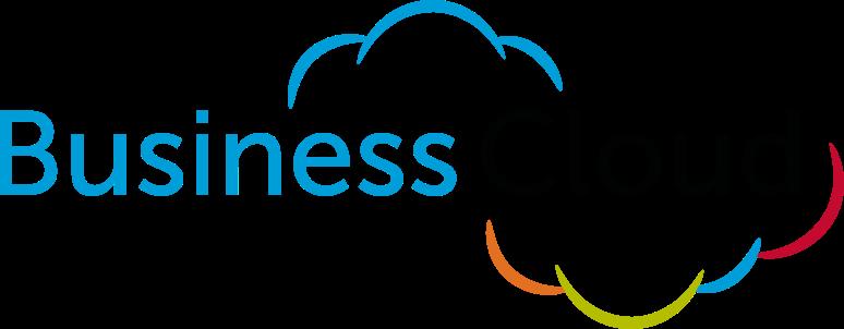 business cloud logo design black corbel it support solutions