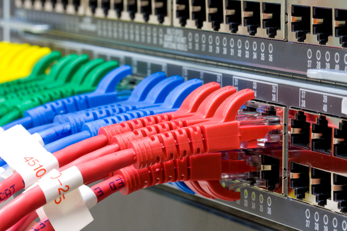 Network cabling infrastructure